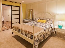 Great family guest Garden Level Suite