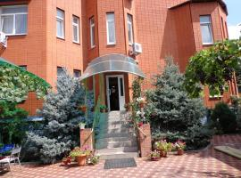 Molodezhnaya Hotel, hotel in Rostov on Don