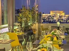 Polis Grand Hotel, boutique hotel in Athens