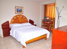 Hostal Don Reymundo, family hotel in Tacna
