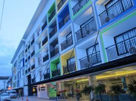 Suvarnabhumi Oriental Resort, hotel en Lat Krabang