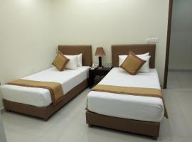Kumail's Continental Hotel