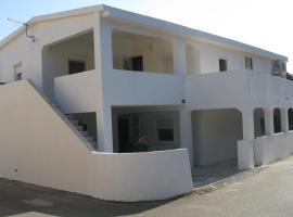 Apartments by the sea Vir - 12707