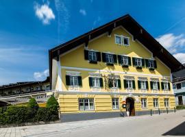 Gasthof zur Post, hotel in Seekirchen am Wallersee