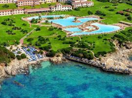 Colonna Resort, accessible hotel in Porto Cervo