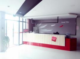 Thank Inn Plus Hotel Jiangsu Gaoxiang District XuZhuang Branch