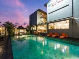RedDoorz Plus near Mall Bali Galeria 2, отель в Денпасаре