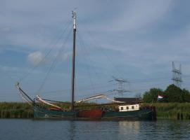 "Authentic Ship ""Vrouwe Johanna"""
