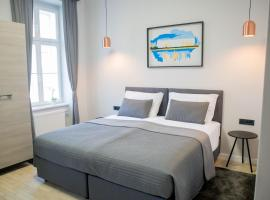 Zagreb City Vibe Apartments & Rooms