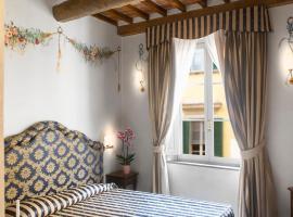 Hotel Relais Dell'Orologio, отель в Пизе
