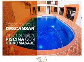 Hotel Villa Del Socorro, hotel in Socorro