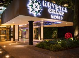 Krystal Grand Suites Insurgentes, hotel in Mexico City