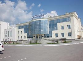 Гостиница ГАУРО СШ ДС Олимпийский