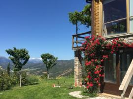 Luxury Chalet Vila on Mountain Top with great view