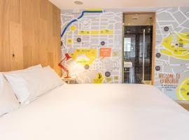 Wilde Aparthotels by Staycity Edinburgh Grassmarket, hotel in Edinburgh