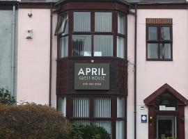 April Guesthouse, hotel in Sunderland