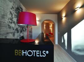 BB Hotels Aparthotel Città Studi, viešbutis , netoliese – Milano Linatės oro uostas - LIN