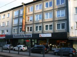 Atrium City, hotel near RuhrCongress, Bochum