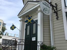 Varbergs Vandrarhem, hotell i Varberg