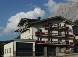 Apart Konrad, pet-friendly hotel in Ehrwald