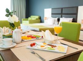 Earth & People Hotel & SPA: Sofya'da bir otel