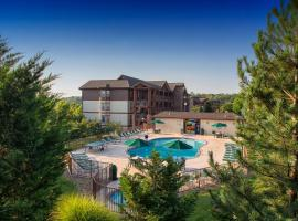 Palace View Resort by Spinnaker, hotel in Branson