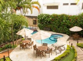 Hotel Ilhas da Grécia, hotel in Guarujá