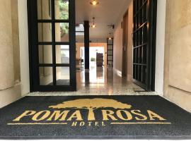 Hotel Pomarosa, hotel en Medellín