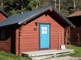 Mora Parkens Stugby, campground in Mora