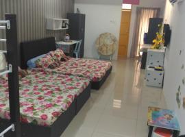 6張床家庭豪華間