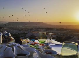 Eyes Of Cappadocia Cave Hotel, מלון באוצ'יסר