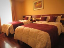 Bella AQP, guest house in Arequipa