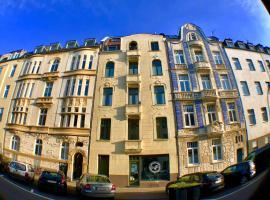 Blue-Edition, hotel near Volksgarten Park, Cologne