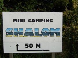 Minicamping Shalom