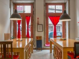 The Poets Inn, boutique hotel in Porto