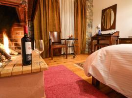 Ξενοδοχείο Καρυάτις
