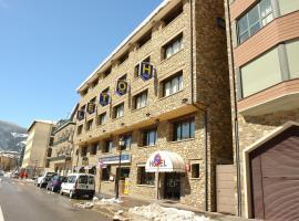 Hotel Roc Del Castell, hotel in Canillo
