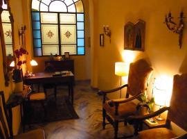 Hotel Cestelli, отель во Флоренции