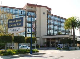 Oakland Airport Executive Hotel, hotel em Oakland
