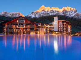 Los 10 mejores hoteles de 5 estrellas de Dolomiti Superski ...
