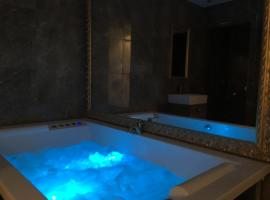 Central Business Apartments Jacuzzi
