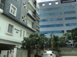 Royal Suites Serviced Apartments, pet-friendly hotel in Hyderabad