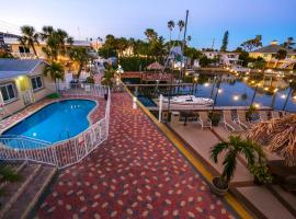 Bay Palms Waterfront Resort - Hotel and Marina, hotel in St. Pete Beach