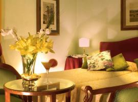 Hotel Rosary Garden, отель во Флоренции
