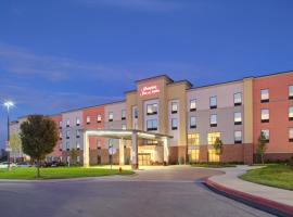 Hampton Inn And Suites By Hilton Columbus Scioto Downs, Oh