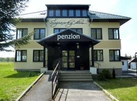 Penzion Švýcarský dům