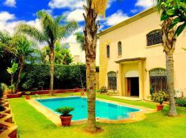Twilight Villa