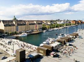 Copenhagen Admiral Hotel, hotel in Copenhagen