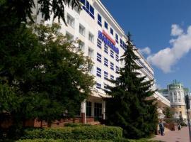 Отель Нефтяник