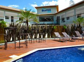 Hotel Bertell Inn, hotel near Serrinha do Alambari Environmental Protection Area, Penedo